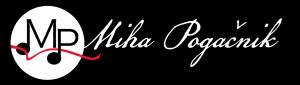 Logo Miha Pogacnik
